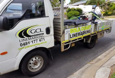 linemarking gold coast