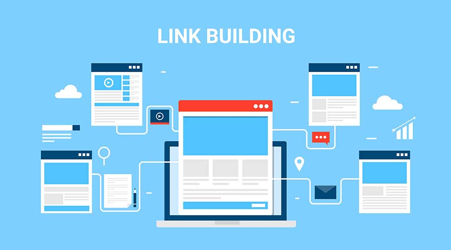 The Importance of Link Building for SEO | SEO Web Logistics